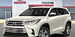 NEW 2019 TOYOTA HIGHLANDER LE I4 in PALESTINE, TEXAS