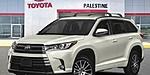 NEW 2019 TOYOTA HIGHLANDER SE V6 in PALESTINE, TEXAS