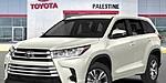 NEW 2019 TOYOTA HIGHLANDER LE PLUS V6 in PALESTINE, TEXAS