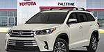 NEW 2019 TOYOTA HIGHLANDER XLE V6 in PALESTINE, TEXAS