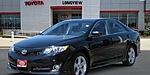 USED 2013 TOYOTA CAMRY SE in LONGVIEW, TEXAS