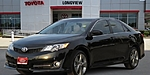 USED 2012 TOYOTA CAMRY SE in LONGVIEW, TEXAS