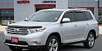 USED 2012 TOYOTA HIGHLANDER LIMITED in LONGVIEW, TEXAS