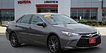 USED 2016 TOYOTA CAMRY XSE in LONGVIEW, TEXAS