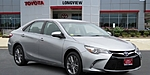 USED 2015 TOYOTA CAMRY SE in LONGVIEW, TEXAS