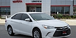 USED 2016 TOYOTA CAMRY XLE in LONGVIEW, TEXAS