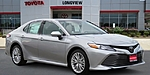 NEW 2019 TOYOTA CAMRY XLE V6 in LONGVIEW, TEXAS