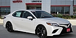 NEW 2019 TOYOTA CAMRY XSE in LONGVIEW, TEXAS