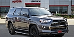 NEW 2019 TOYOTA 4RUNNER LIMITED NIGHTSHADE in LONGVIEW, TEXAS
