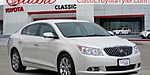 USED 2013 BUICK LACROSSE LEATHER in TYLER, TEXAS