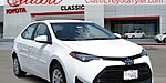 NEW 2018 TOYOTA COROLLA LE in TYLER, TEXAS