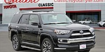 NEW 2018 TOYOTA 4RUNNER LIMITED in TYLER, TEXAS