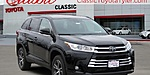 NEW 2019 TOYOTA HIGHLANDER LE PLUS in TYLER, TEXAS