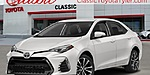 NEW 2019 TOYOTA COROLLA SE in TYLER, TEXAS