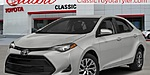 NEW 2019 TOYOTA COROLLA XLE in TYLER, TEXAS