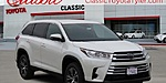 NEW 2019 TOYOTA HIGHLANDER LE in TYLER, TEXAS