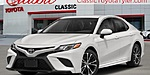 NEW 2019 TOYOTA CAMRY SE in TYLER, TEXAS
