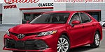 NEW 2019 TOYOTA CAMRY XLE in TYLER, TEXAS