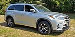 USED 2017 TOYOTA HIGHLANDER XLE V6 FWD in MT PLEASANT, SOUTH CAROLINA