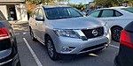 USED 2013 NISSAN PATHFINDER 4WD 4DR SL in MT PLEASANT, SOUTH CAROLINA