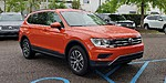NEW 2019 VOLKSWAGEN TIGUAN 2.0T SE 4MOTION in MT PLEASANT, SOUTH CAROLINA