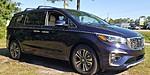 NEW 2020 KIA SEDONA SX FWD in ST. AUGUSTINE, FLORIDA