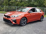 NEW 2021 KIA FORTE GT-LINE IVT in ST. AUGUSTINE, FLORIDA (Photo 3)