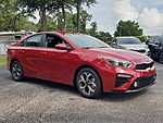 NEW 2021 KIA FORTE LXS IVT in ST. AUGUSTINE, FLORIDA (Photo 1)