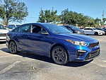 NEW 2021 KIA FORTE GT-LINE IVT in ST. AUGUSTINE, FLORIDA (Photo 1)
