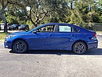 NEW 2021 KIA FORTE GT-LINE IVT in ST. AUGUSTINE, FLORIDA (Photo 4)