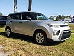 NEW 2021 KIA SOUL LX MANUAL in ST. AUGUSTINE, FLORIDA (Photo 1)