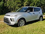 NEW 2021 KIA SOUL LX MANUAL in ST. AUGUSTINE, FLORIDA (Photo 3)