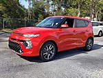 NEW 2021 KIA SOUL GT-LINE IVT in ST. AUGUSTINE, FLORIDA (Photo 3)