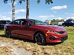NEW 2021 KIA K5 GT-LINE AUTO FWD in ST. AUGUSTINE, FLORIDA (Photo 1)