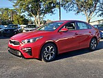 NEW 2021 KIA FORTE LXS IVT in ST. AUGUSTINE, FLORIDA (Photo 3)