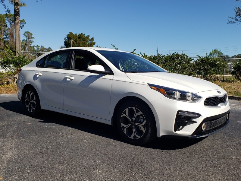 NEW 2021 KIA FORTE LXS IVT in ST. AUGUSTINE, FLORIDA