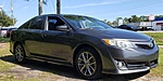 USED 2012 TOYOTA CAMRY 4DR SDN I4 AUTO SE in ST. AUGUSTINE, FLORIDA