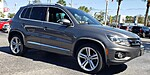 Used 2014 VOLKSWAGEN TIGUAN 4MOTION 4DR AUTO R-LINE in ST. AUGUSTINE, FLORIDA