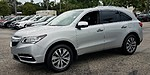 USED 2015 ACURA MDX FWD 4DR TECH PKG in JACKSONVILLE , FLORIDA