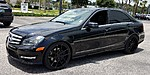 USED 2013 MERCEDES-BENZ C-CLASS 4DR SDN C 300 LUXURY 4MATIC in JACKSONVILLE , FLORIDA