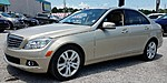 USED 2010 MERCEDES-BENZ C-CLASS 4DR SDN C 300 LUXURY RWD in JACKSONVILLE , FLORIDA