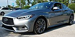 USED 2017 INFINITI Q60 RED SPORT 400 RWD in JACKSONVILLE , FLORIDA