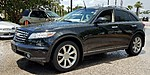 USED 2004 INFINITI FX35 4DR 2WD in JACKSONVILLE , FLORIDA