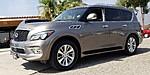 USED 2017 INFINITI QX80 AWD in DUARTE, CALIFORNIA