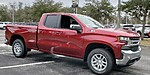 NEW 2019 CHEVROLET SILVERADO 1500 4WD DOUBLE CAB 147 in GREEN COVE SPRINGS, FLORIDA