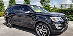 USED 2017 FORD EXPLORER SPORT 4WD in ROYAL PALM BEACH, FLORIDA