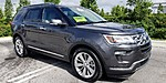 USED 2019 FORD EXPLORER LIMITED FWD in ROYAL PALM BEACH, FLORIDA