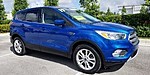 USED 2017 FORD ESCAPE SE FWD in ROYAL PALM BEACH, FLORIDA