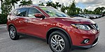 USED 2015 NISSAN ROGUE FWD 4DR SL in ROYAL PALM BEACH, FLORIDA