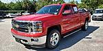 USED 2015 CHEVROLET SILVERADO 1500 4WD DOUBLE CAB 143.5 in FORT PIERCE, FLORIDA